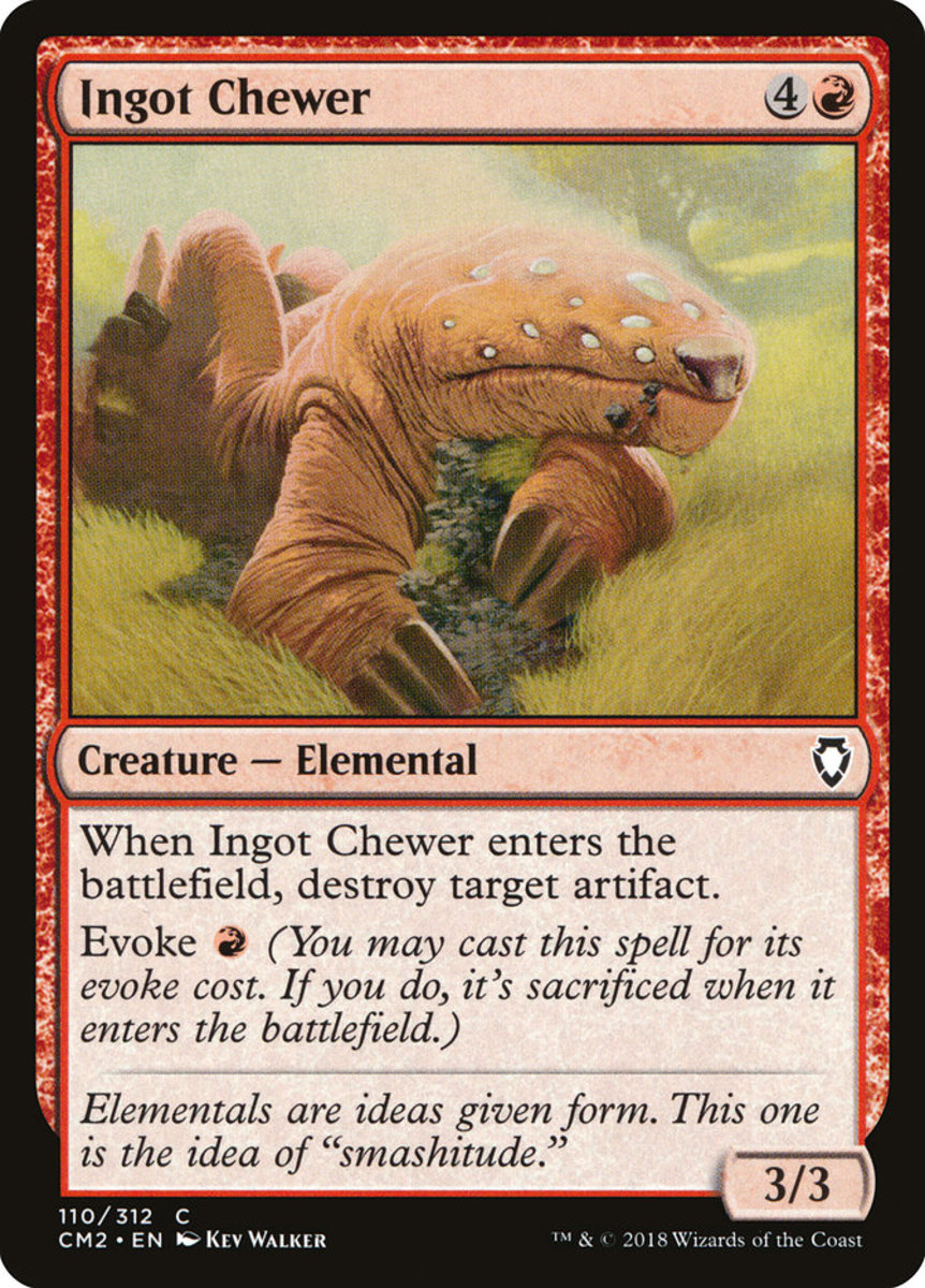 Top 10 Artifact Removals in Magic: The Gathering