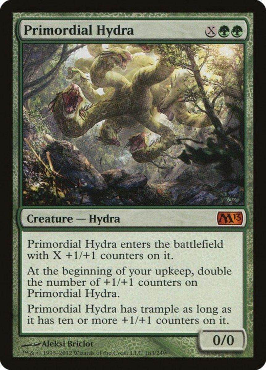 Primordial Hydra