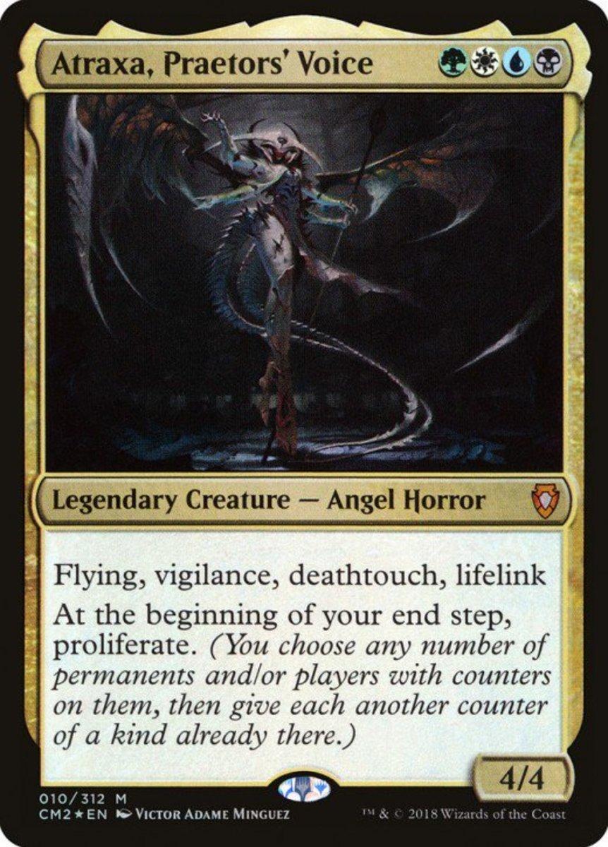 "Top 10 Cards You Need for Your ""Atraxa, Praetors' Voice"" Commander Deck"