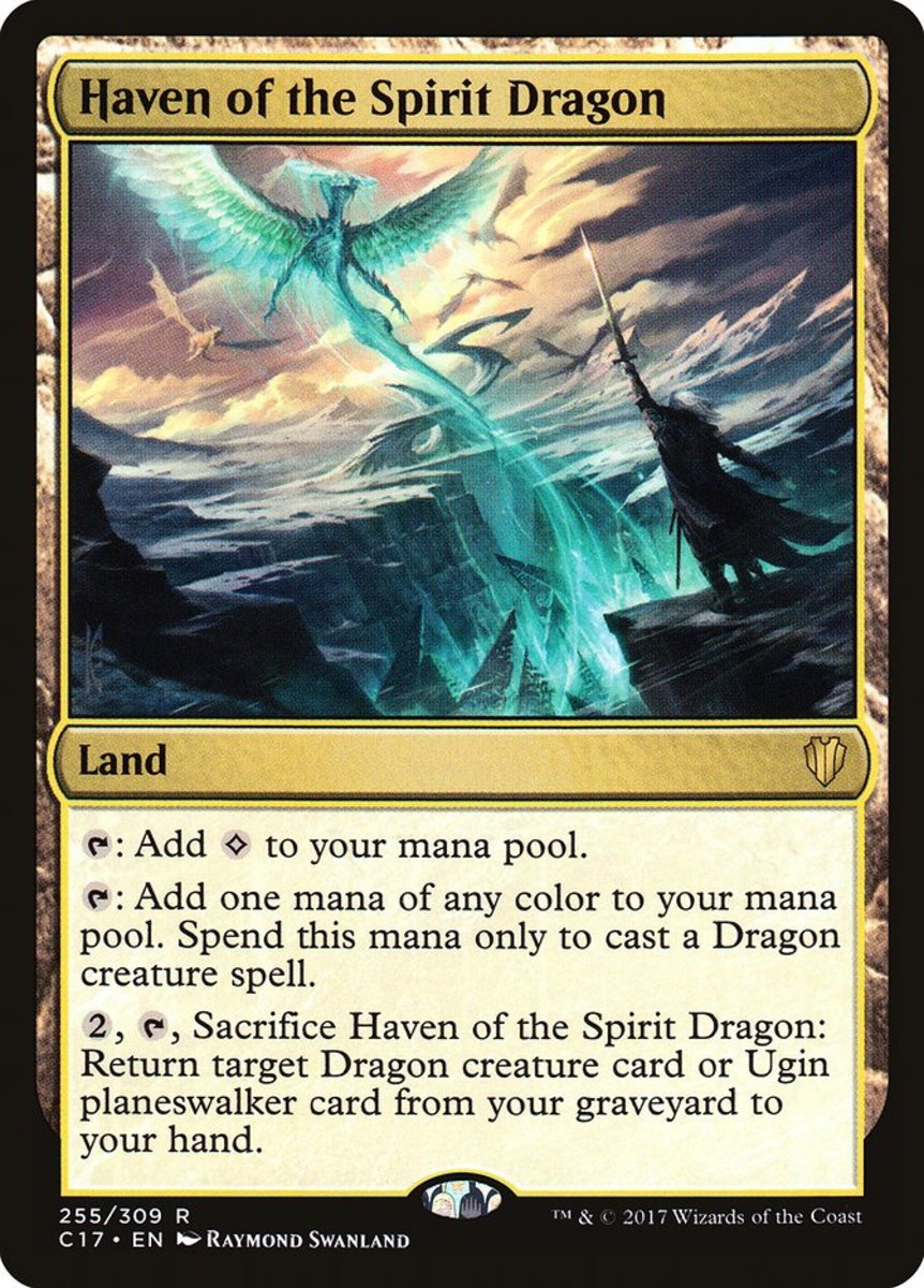 Top 10 Dragon Support Cards in Magic: The Gathering (That Aren't Dragons Themselves)