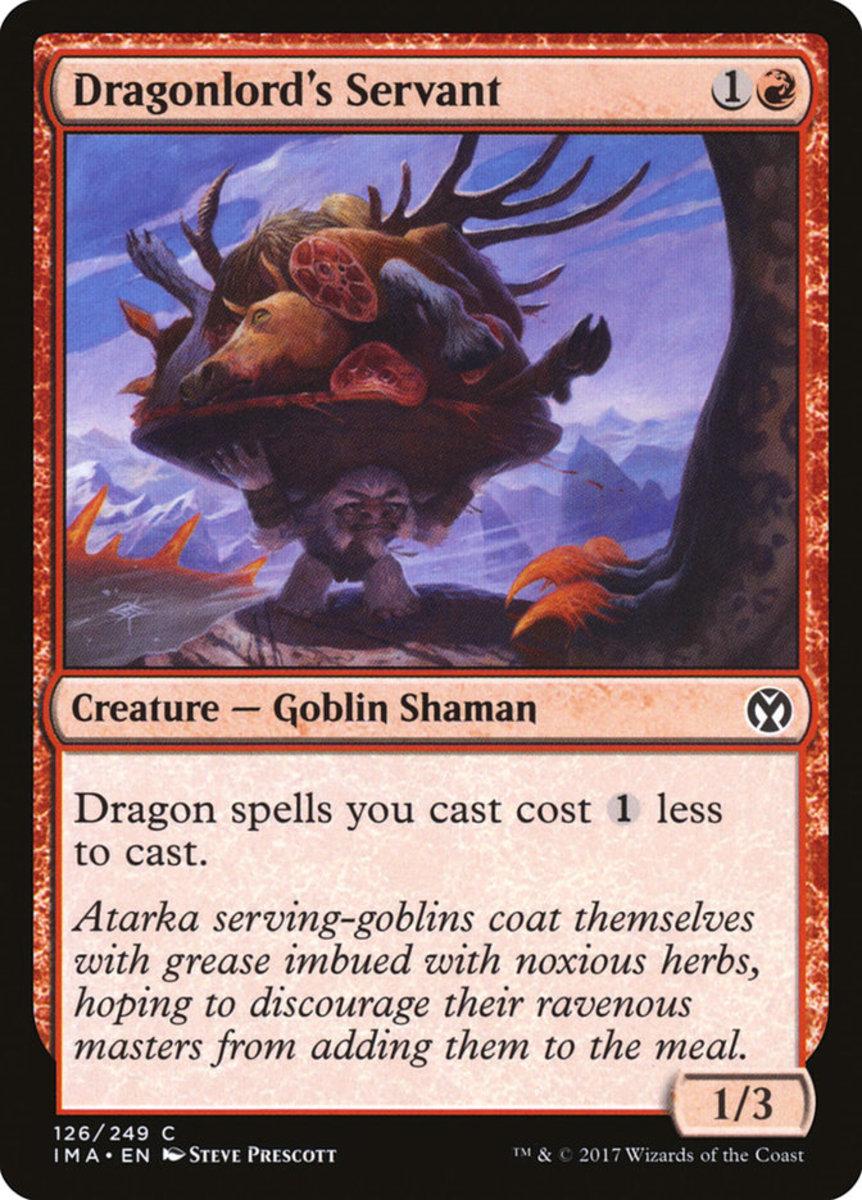Dragonlord's Servant {1}