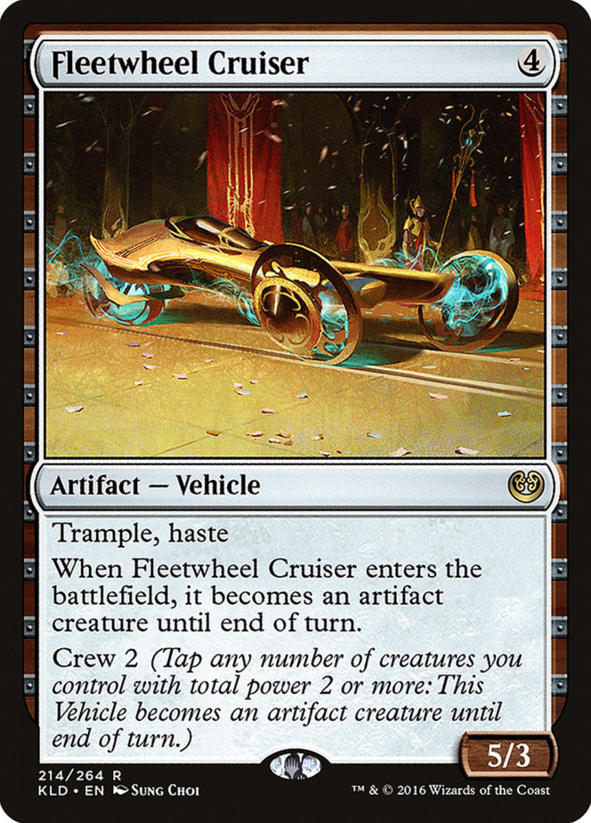 Fleetwheel Cruiser
