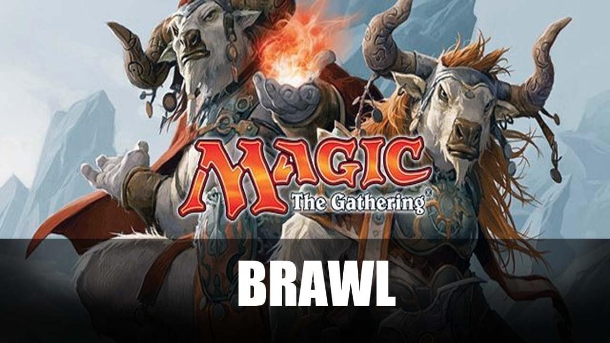 Brawl format in Magic: The Gathering