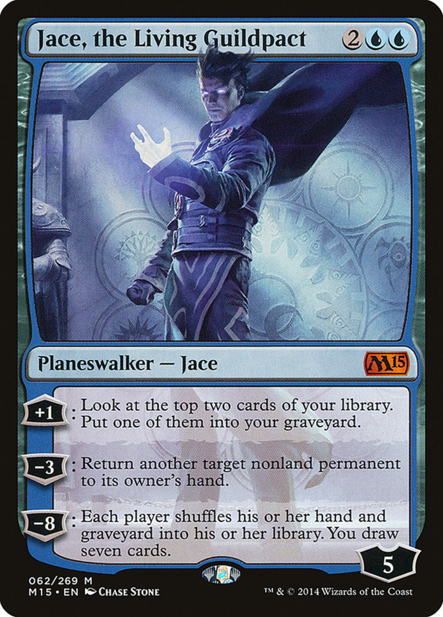 Top 10 Worst Planeswalkers in Magic: The Gathering