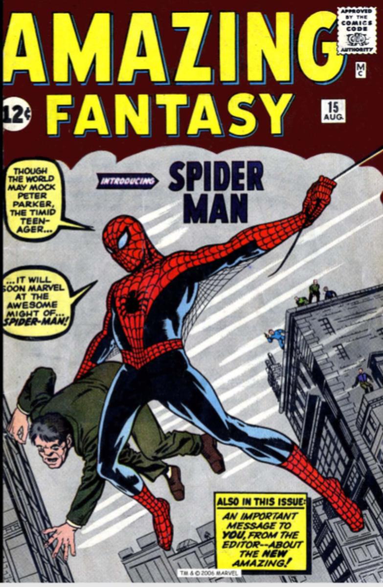 """Amazing Fantasy"" #15"