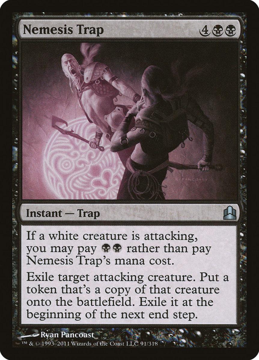 Nemesis Trap mtg