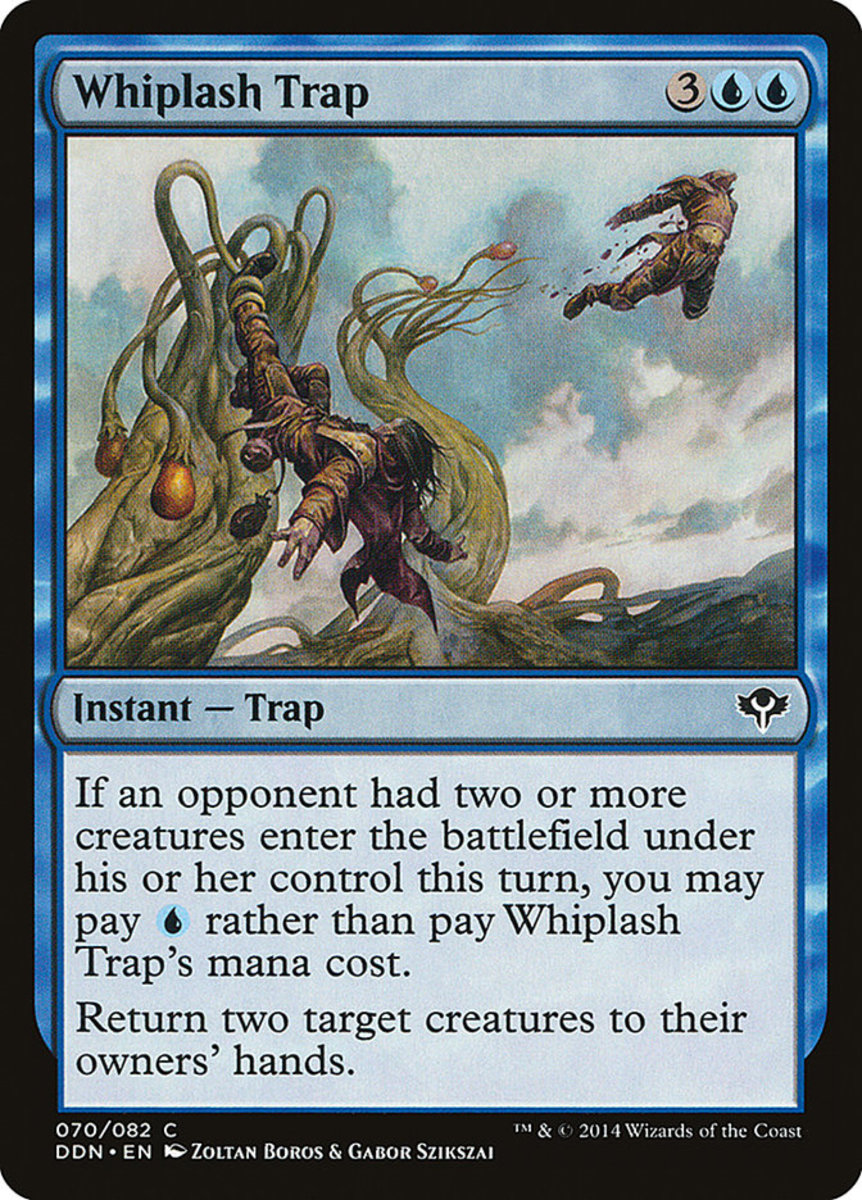 Top 10 Trap Cards in Magic: The Gathering | HobbyLark
