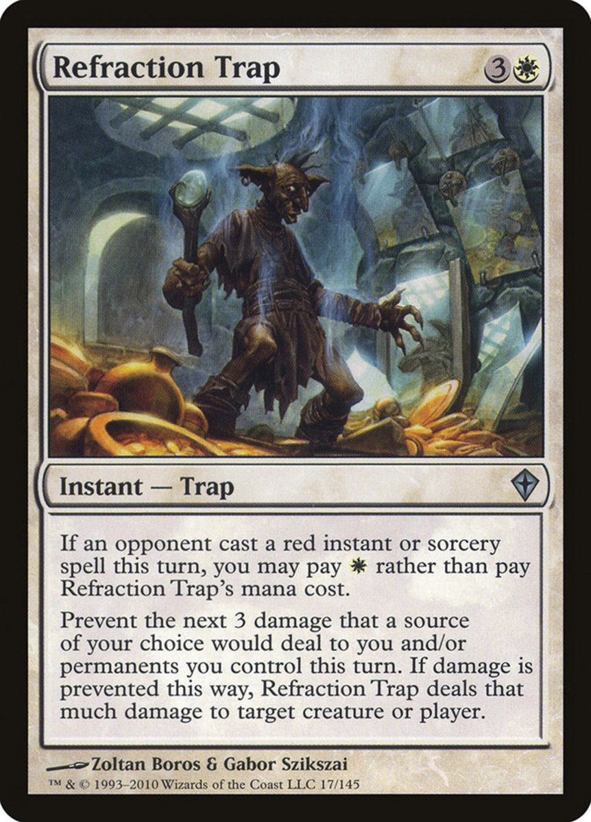 Top 10 Trap Cards in Magic: The Gathering