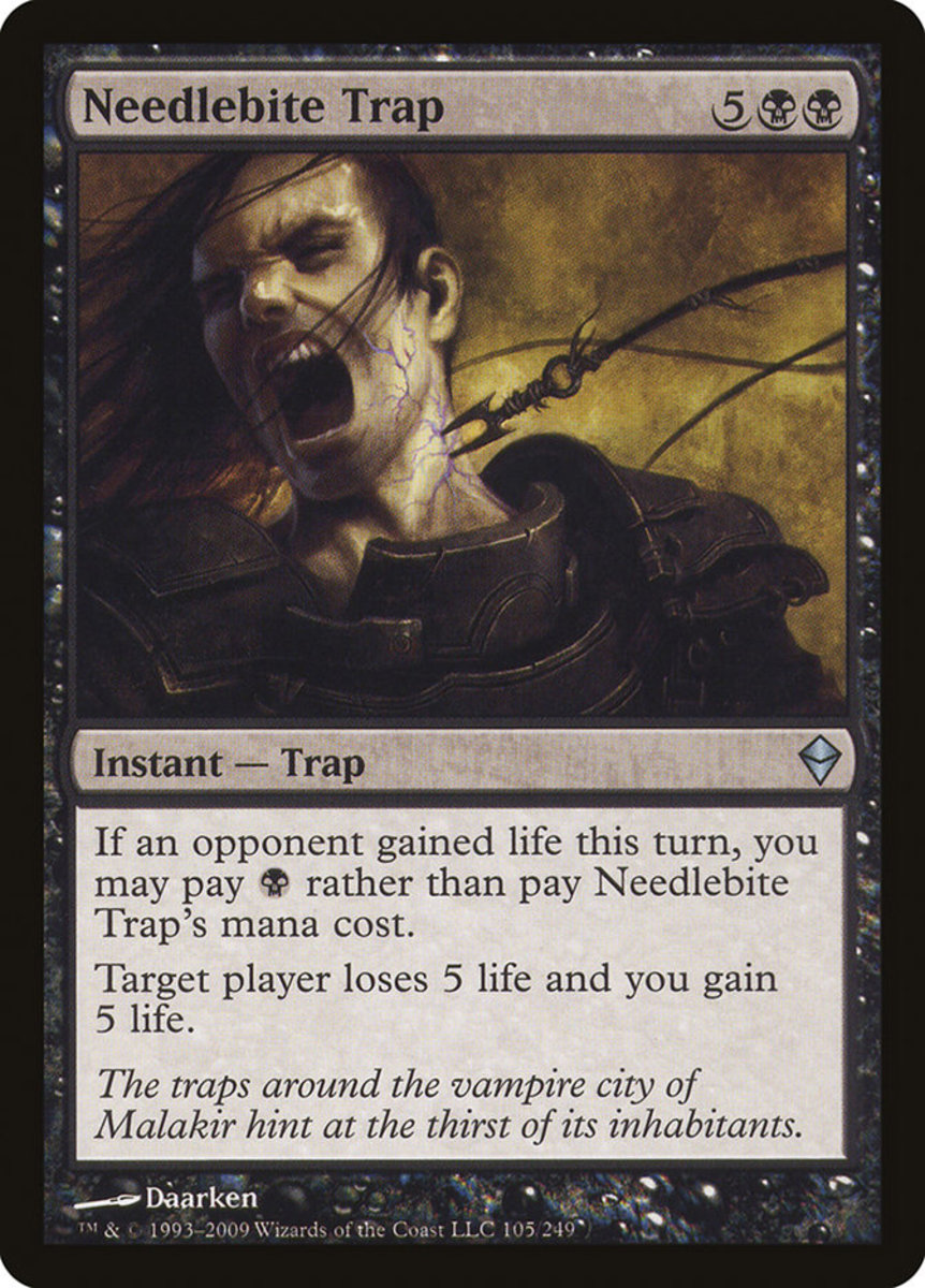 Needlebite Trap mtg