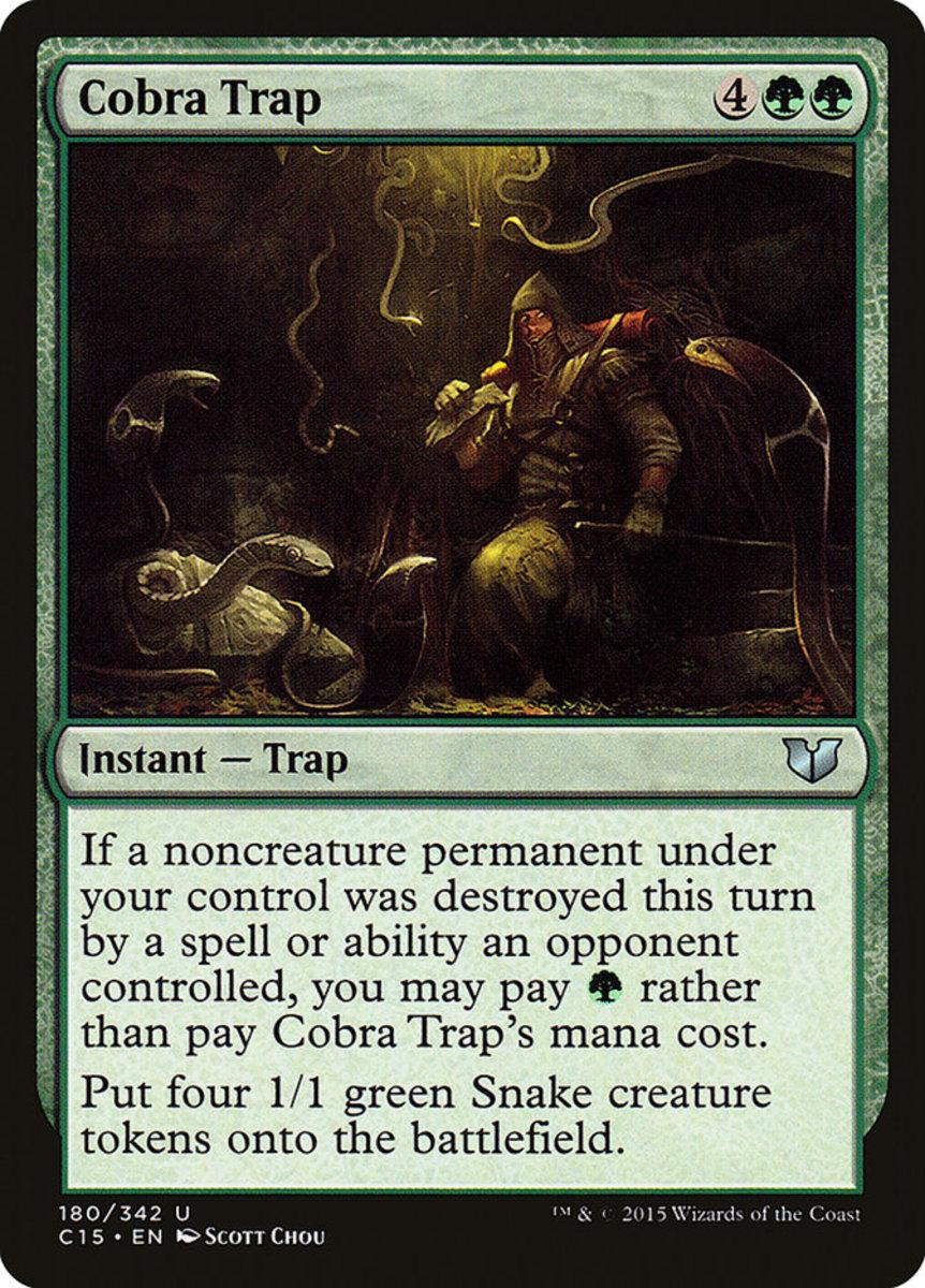 Cobra Trap mtg
