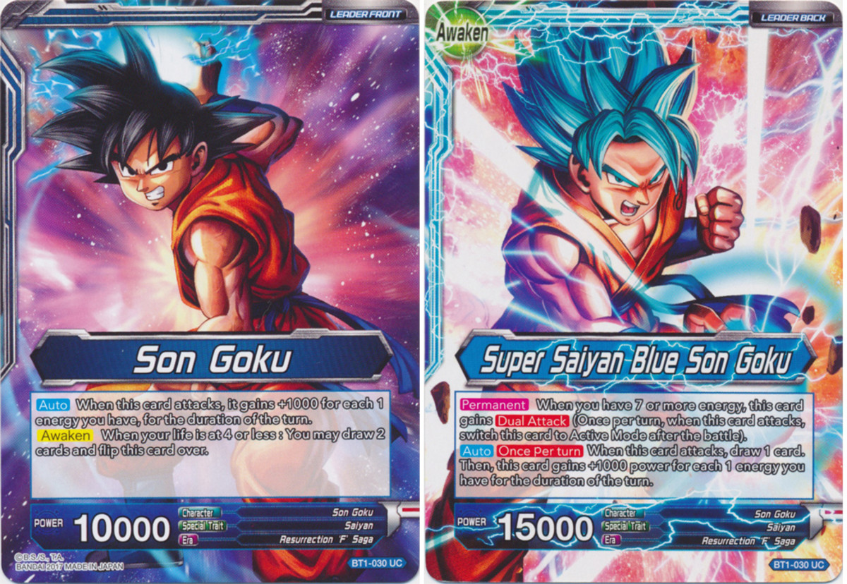 Son Goku // Super Saiyan Blue Son Goku