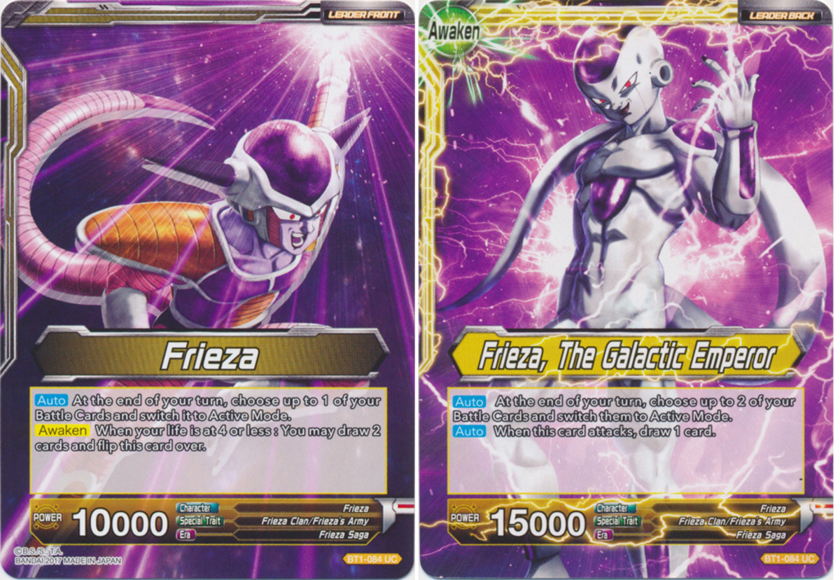 Frieza // Frieza, the Galactic Emperor