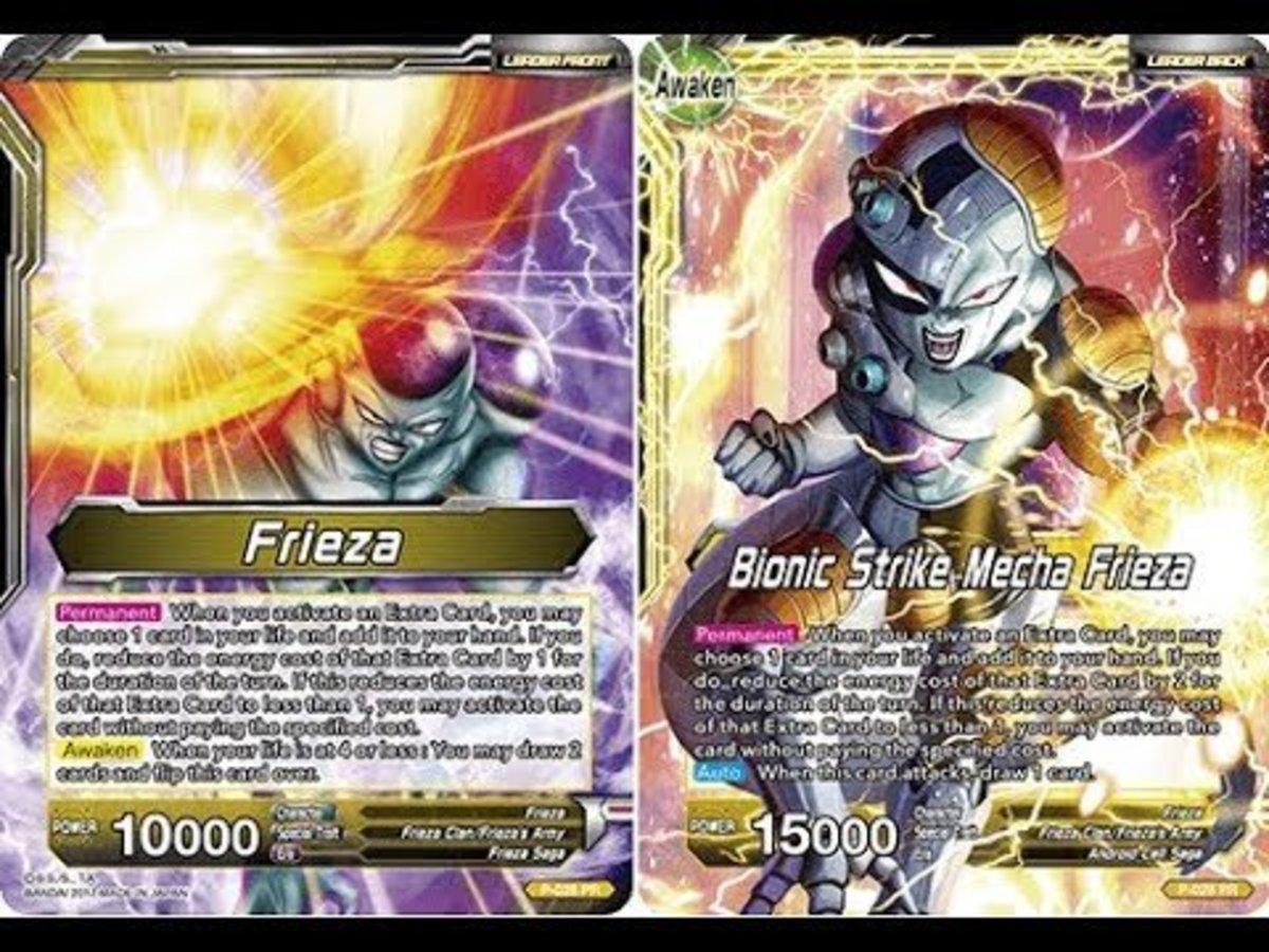 Friexa // Bionic Strike Mecha Frieza