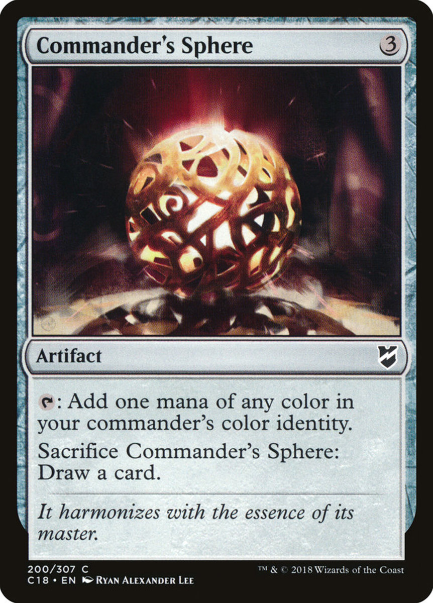 Commander's Sphere
