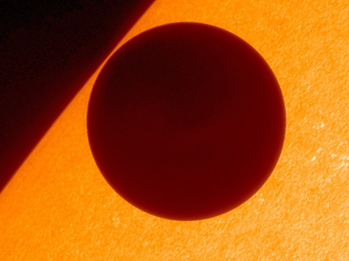 In 2012, planet Earth witnessed the Transit of Venus for the last time during this century.