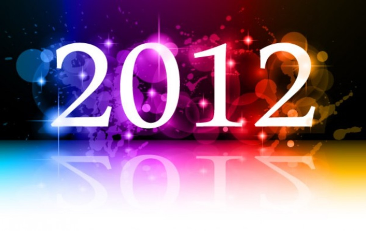 2012 Fun Facts, Trivia, and Major Events