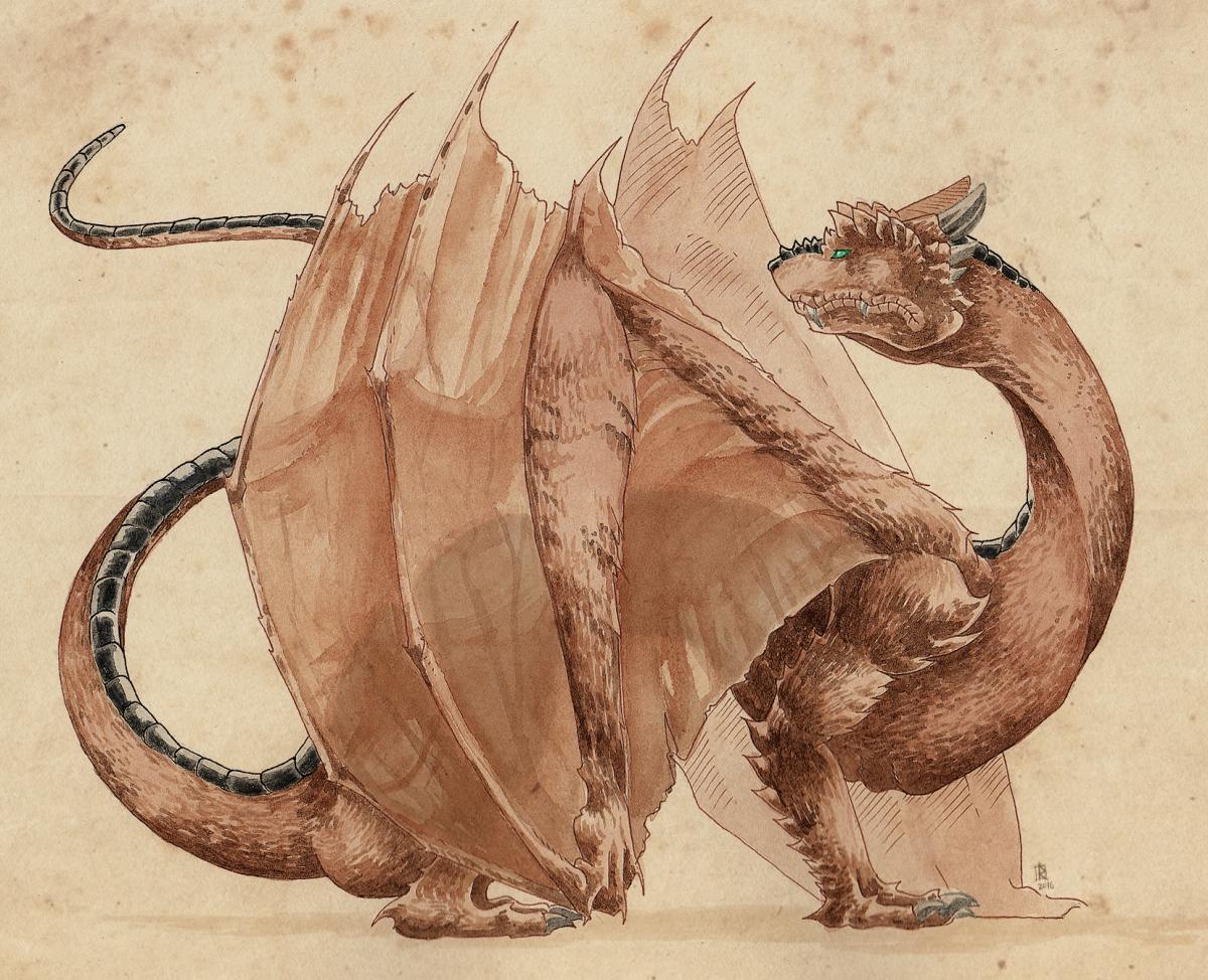Peruvian Vipertooth Dragon