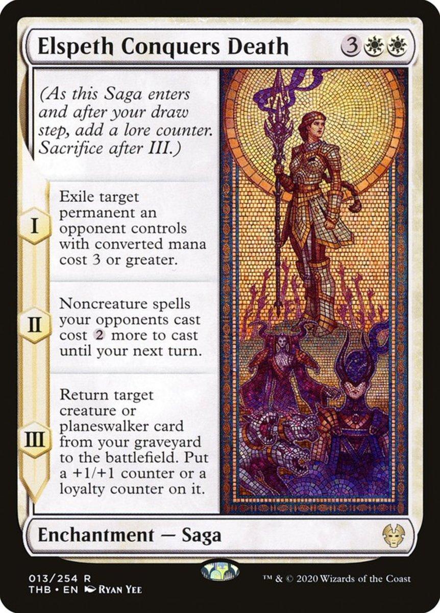 Elspeth Conquers Death mtg