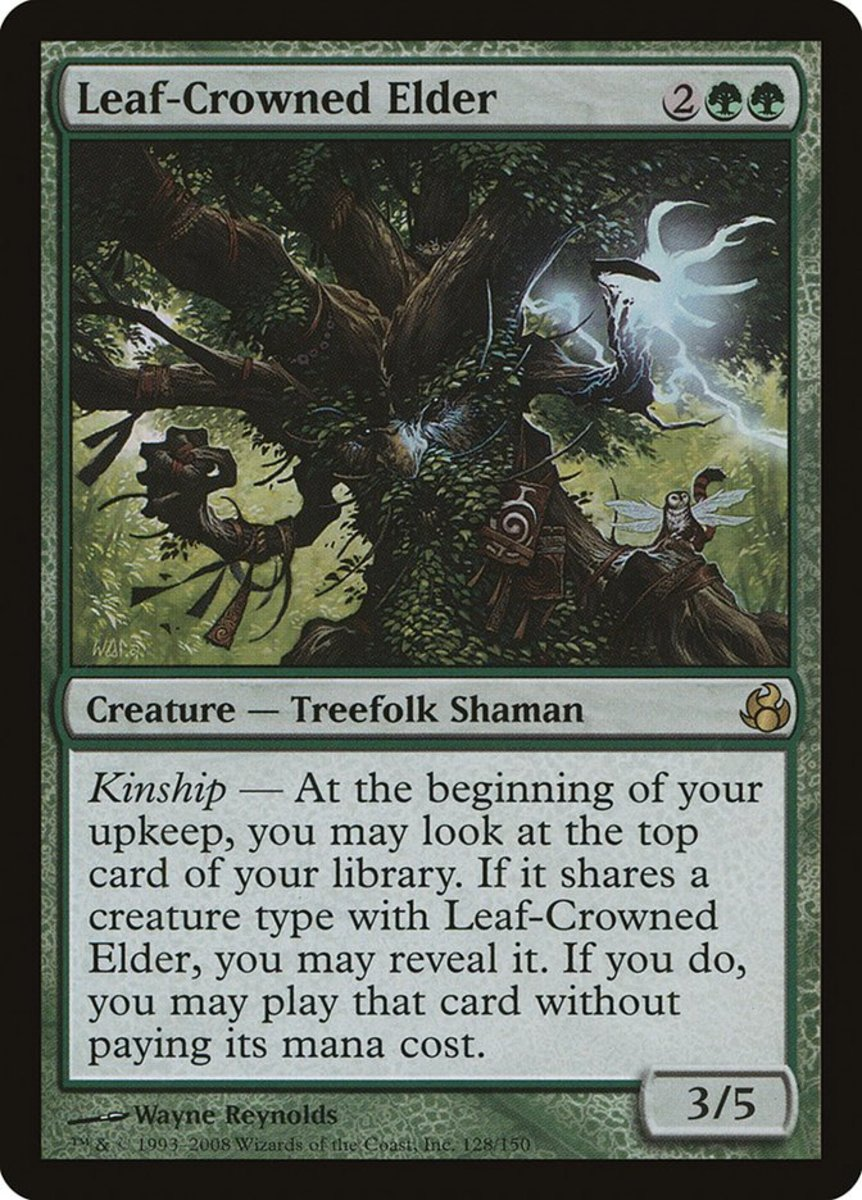 Top 10 Treefolk Cards in Magic: The Gathering