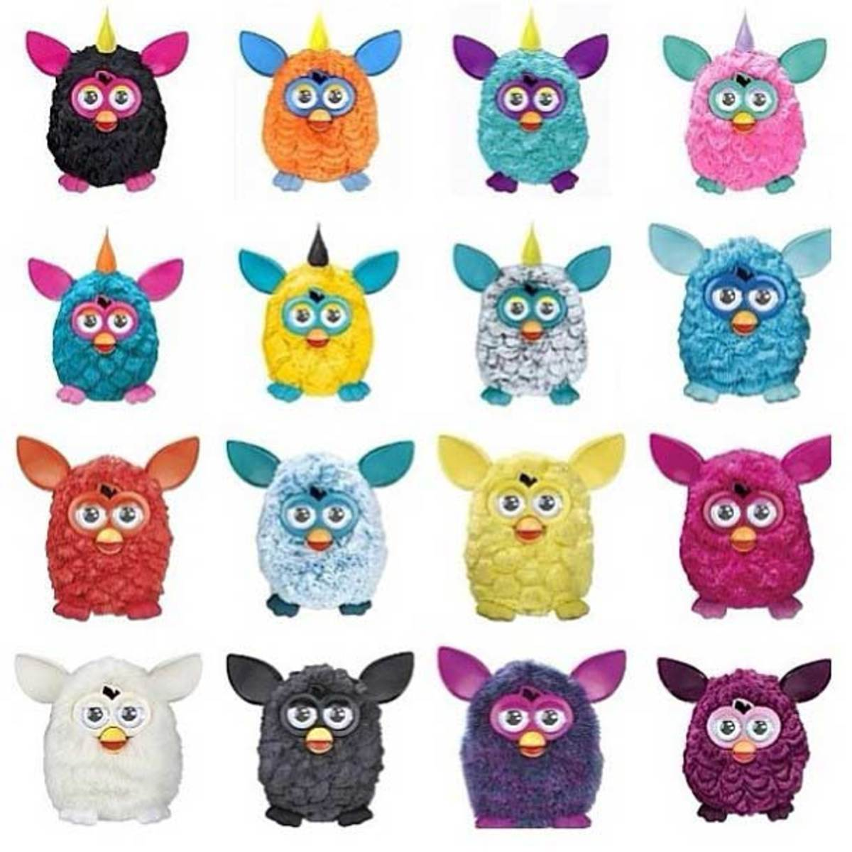 In 2013, Furby Boom creatures were favorite Christmas gifts.