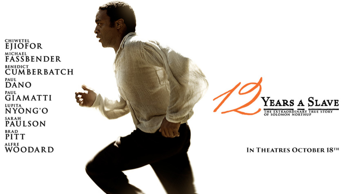 "In 2013, ""12 Years a Slave"" won an Oscar for Best Picture."