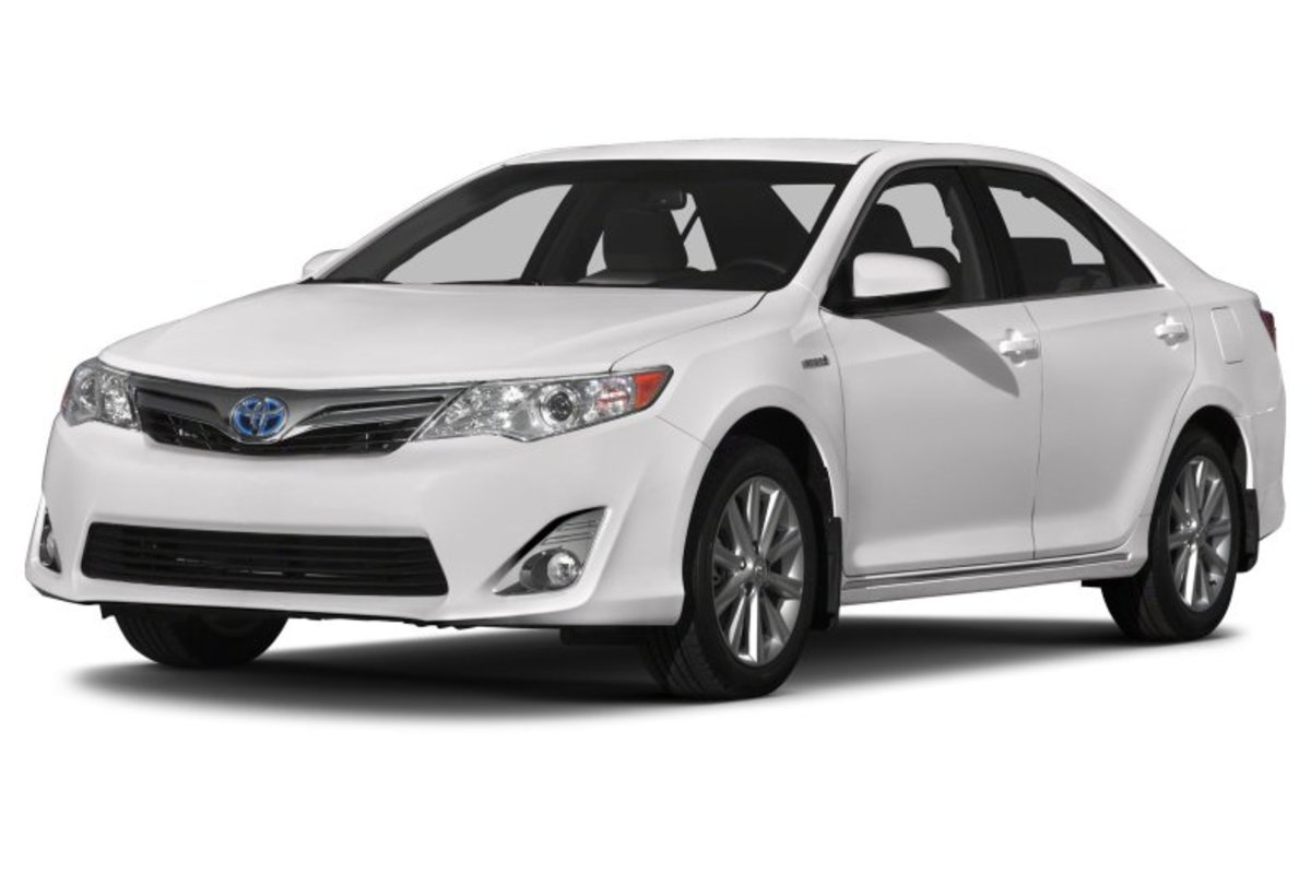 In 2013, the Toyota Camry was America's best-selling car.