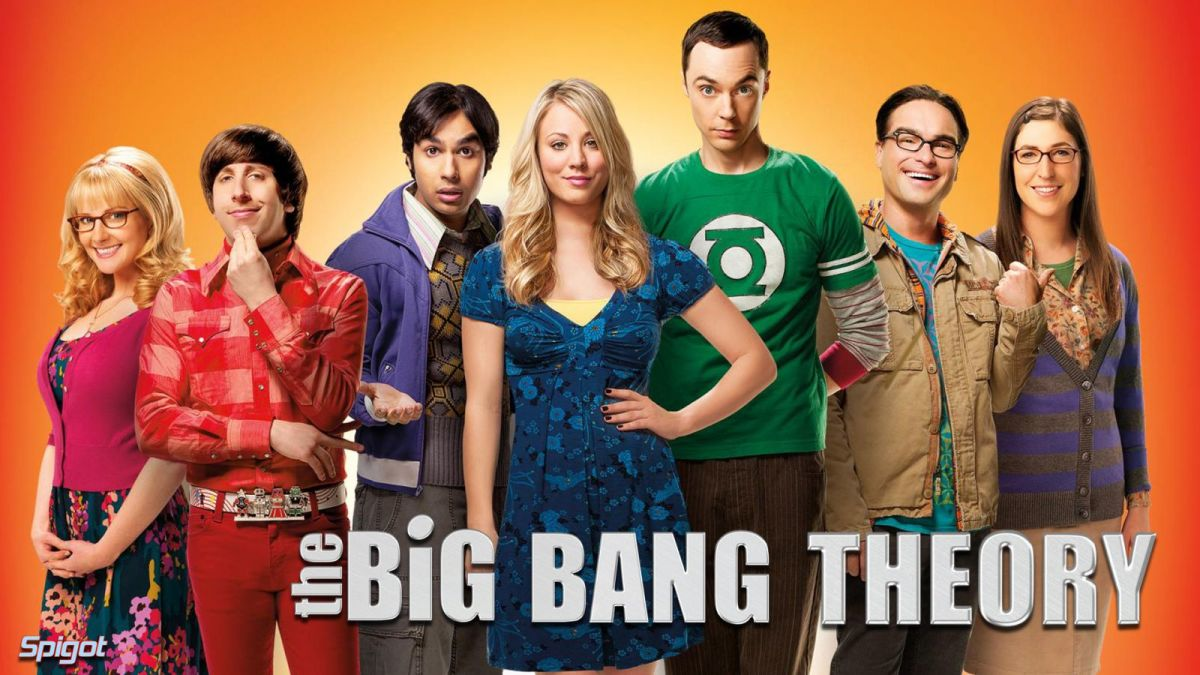 "In 2013, ""The Big Bang Theory"" was a popular television show."