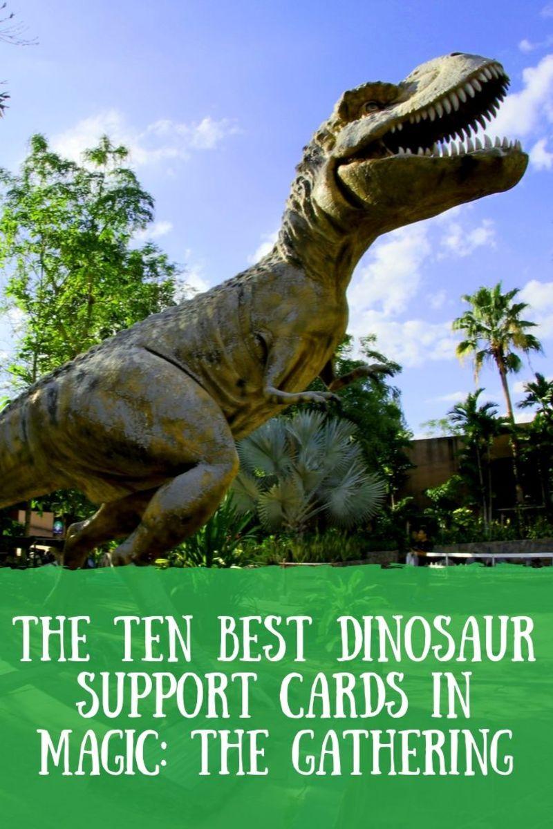 best-dinosaur-support-cards-mtg