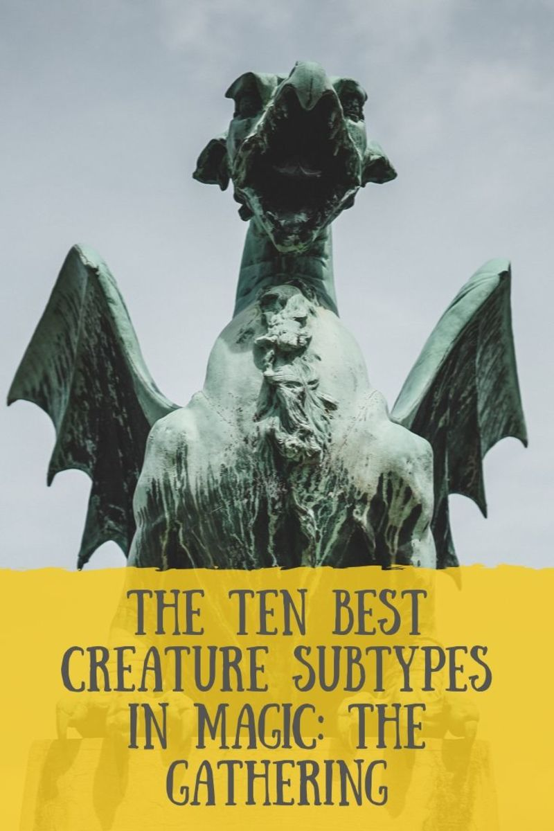 Top 10 Creature Subtypes in Magic: The Gathering