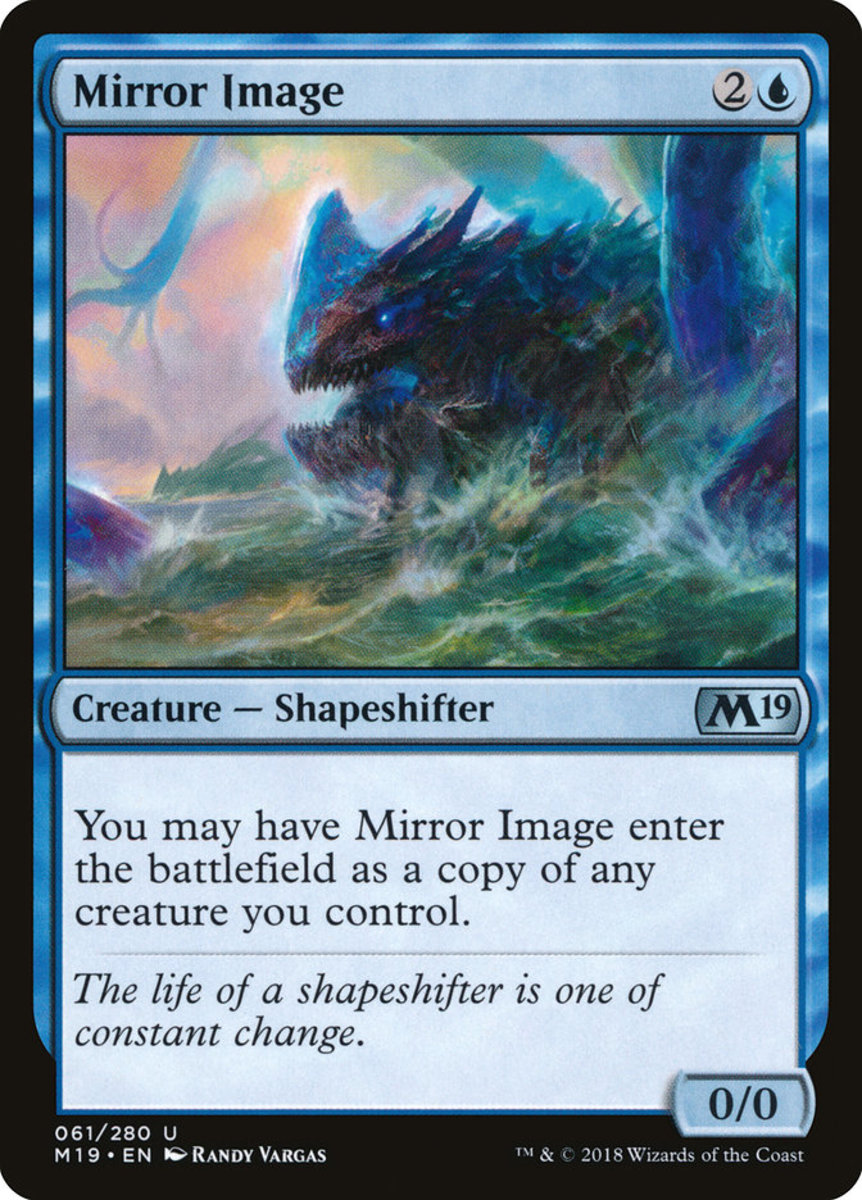 Top 10 Shapeshifters in Magic: The Gathering