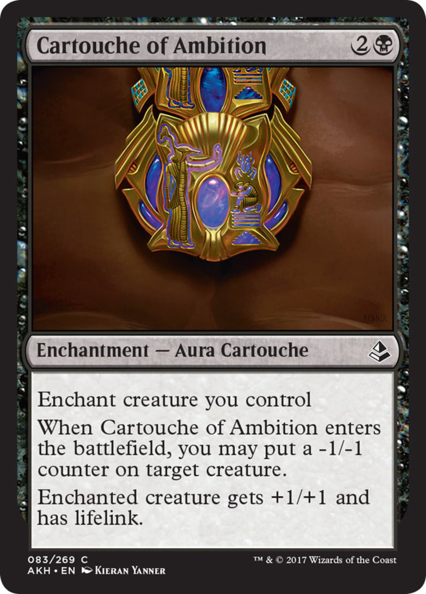 Top 5 Cartouche Enchantments in Magic: The Gathering