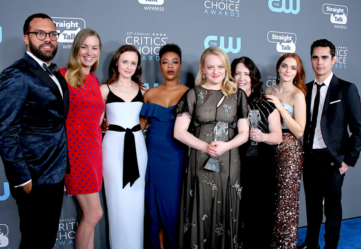 """In 2017, """"The Handmaid's Tale"""" won an Emmy for Outstanding Drama Series."""