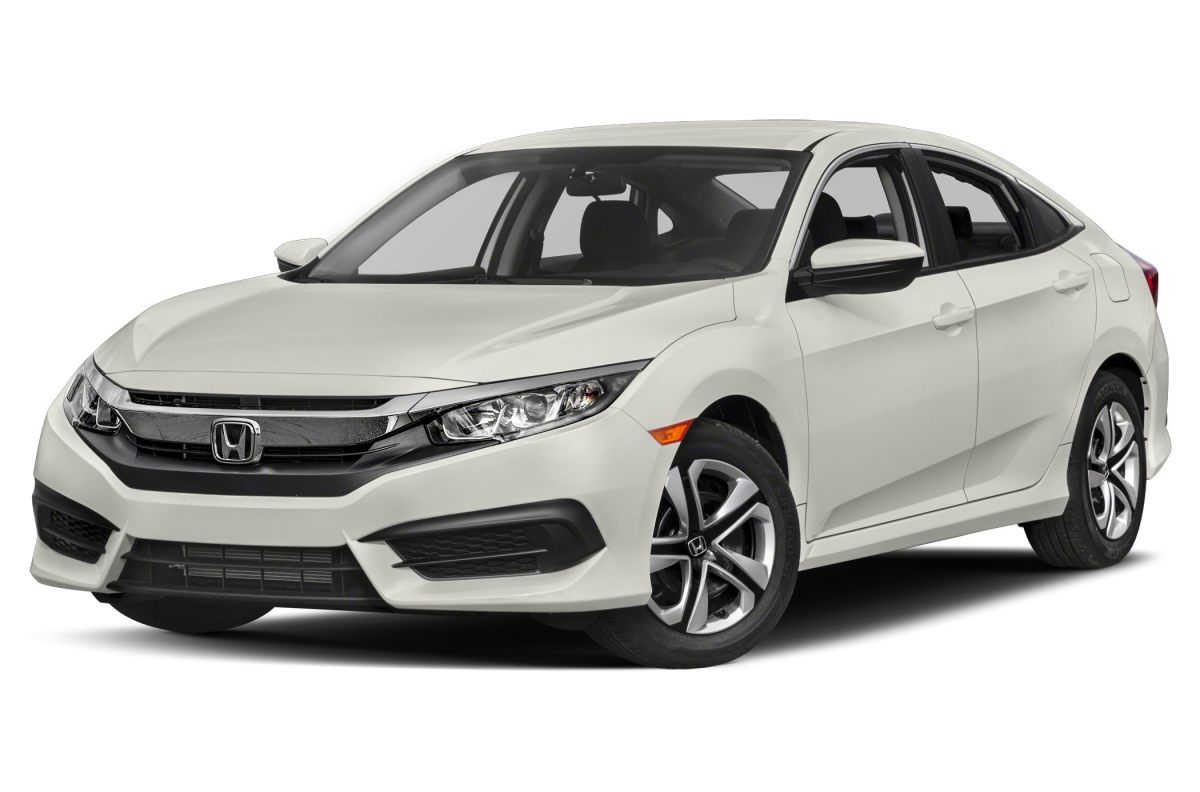 In 2017, the Honda Civic was America's best-selling car.