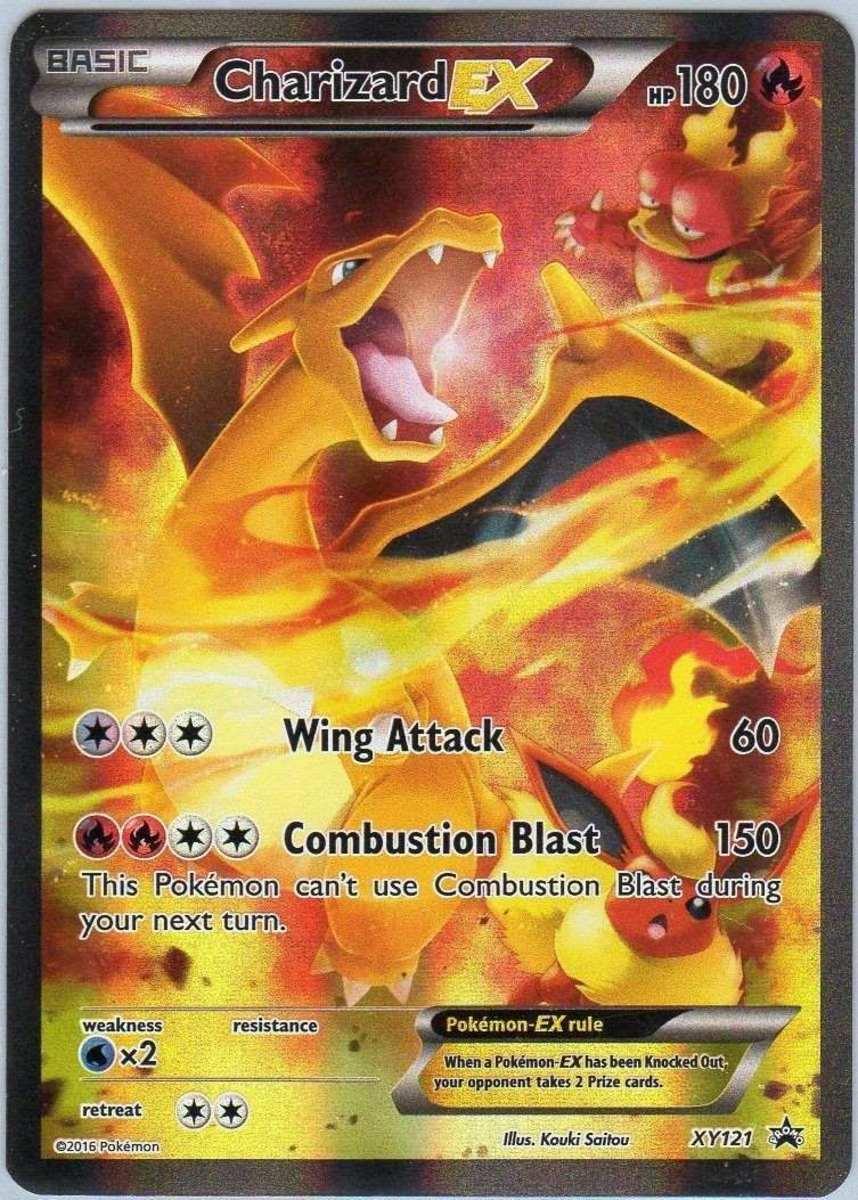 Charizard-EX (Flashfire 12)