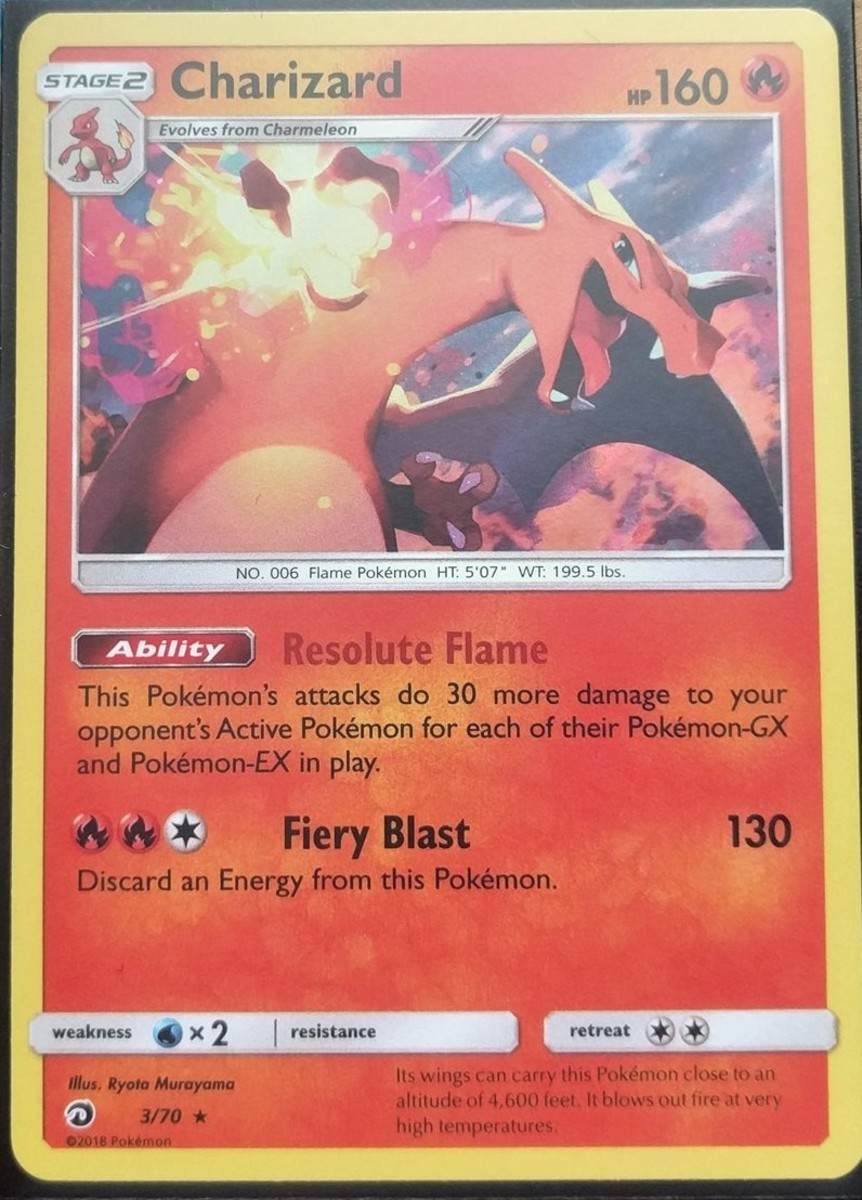 Charizard (Dragon Majesty 3)
