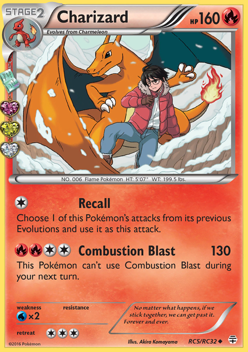 Charizard (Generations RC5)