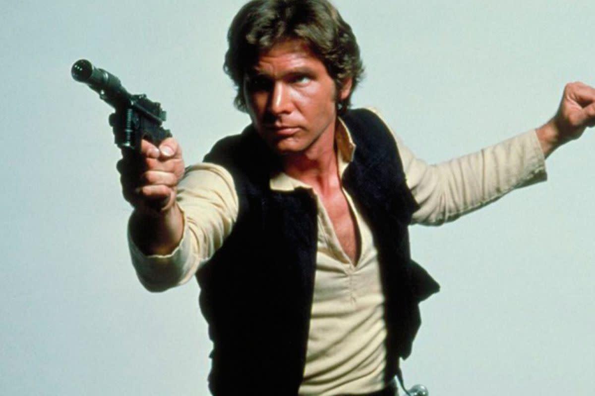 Human Han Solo