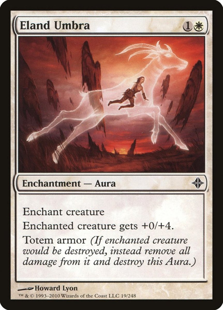 Top 10 Umbra Enchantments in Magic: The Gathering