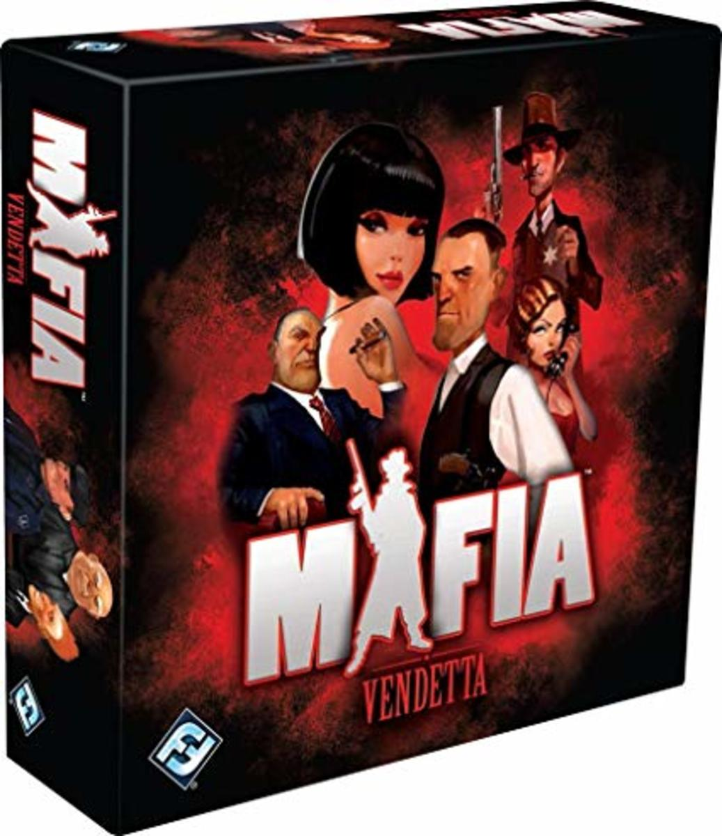 Mafia board game