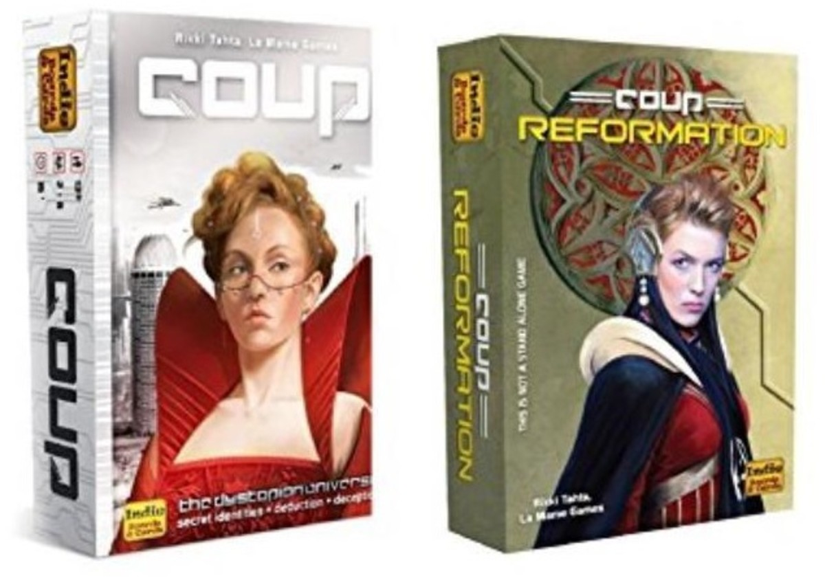 Coup and Coup: Reformation