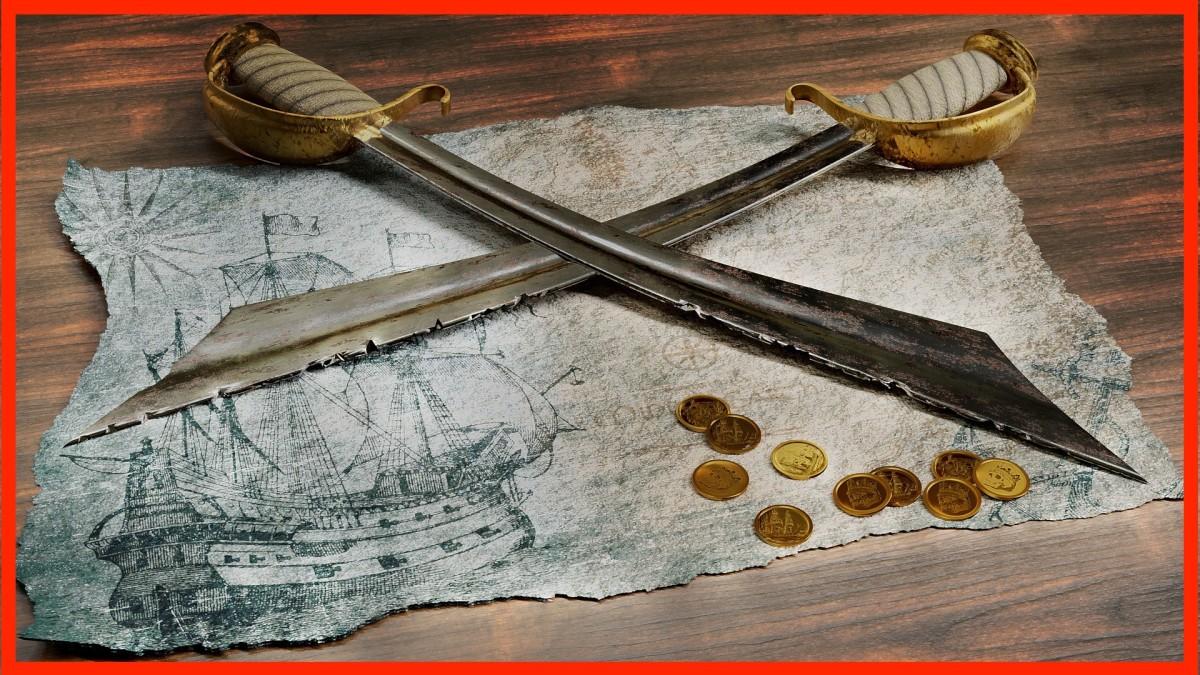 Magical Kingdom + Sword + Map= one killer fantasy story!