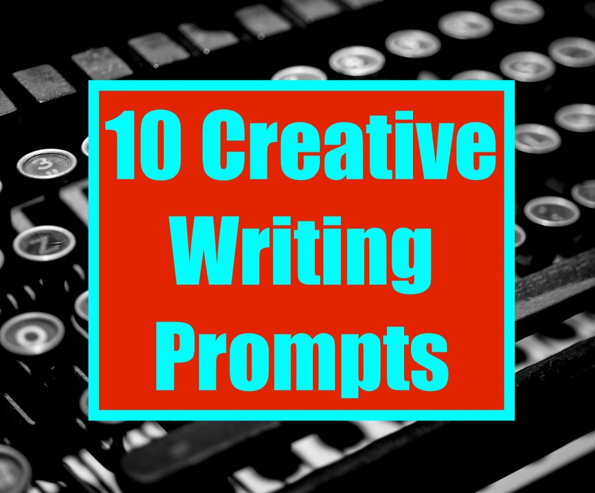 This article lists 10 creative writing prompts to help feed your imagination!