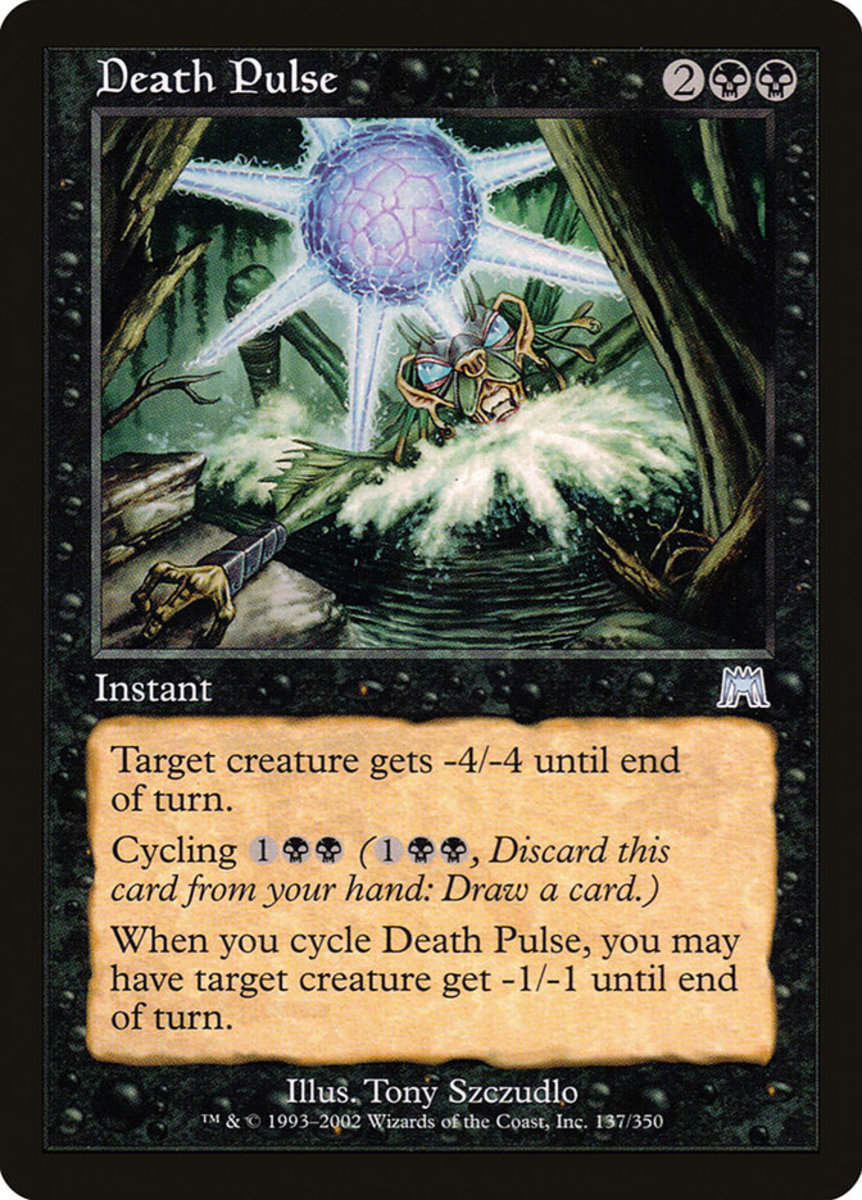 Death Pulse in Magic: The Gathering