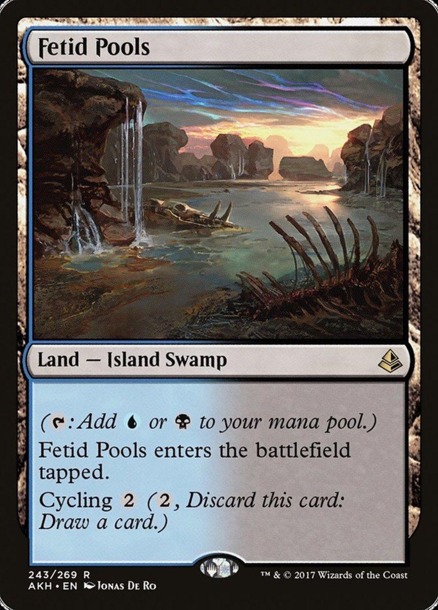 Fetid Pools in Magic: The Gathering