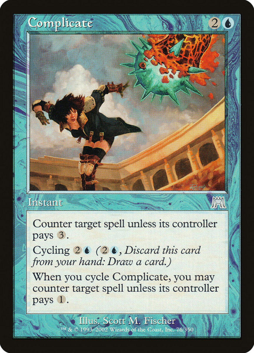 Complicate in Magic: The Gathering