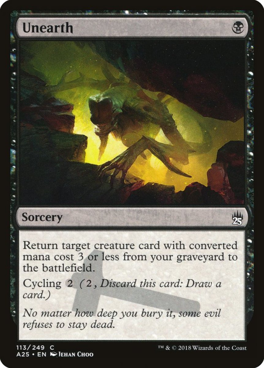 Top 10 Cycling Cards in Magic: The Gathering