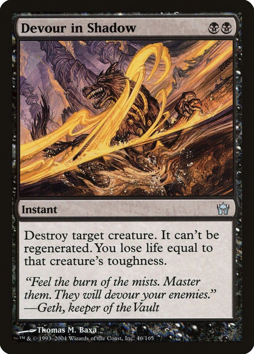 Top 10 Low-Cost Black Creature Removals in Magic: The Gathering