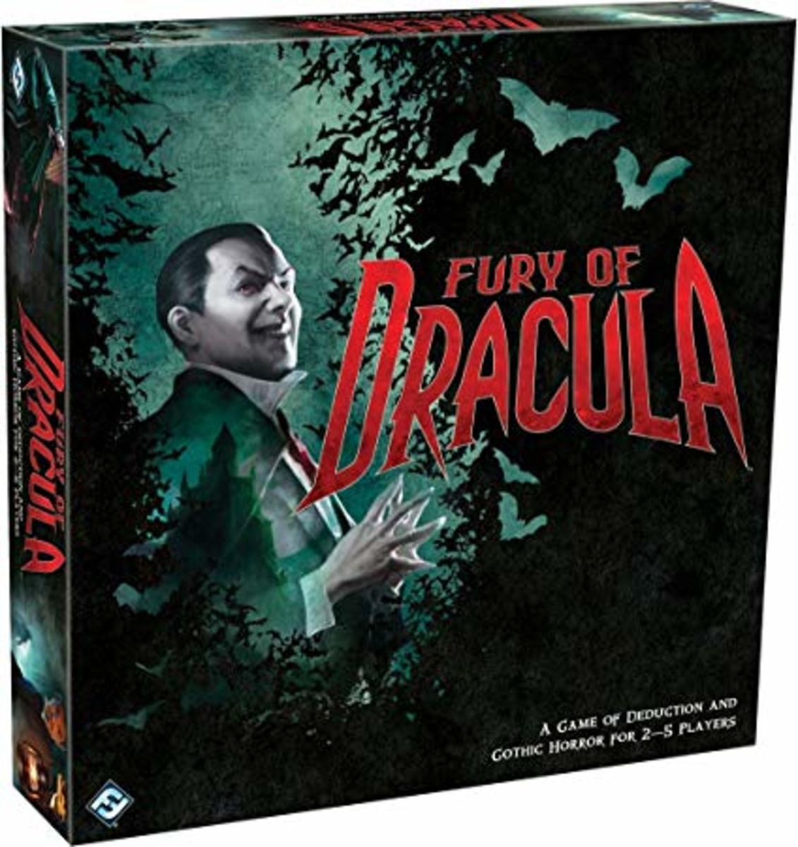 How to Play Fury of Dracula