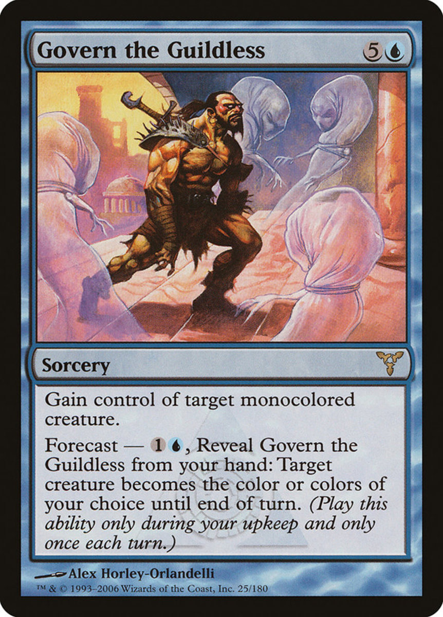 Top 10 Forecast Cards in Magic: The Gathering
