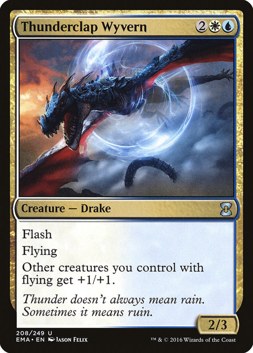 Top 10 Drakes in Magic: The Gathering